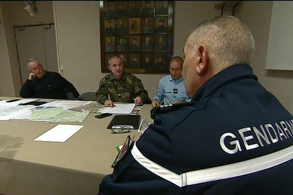 Les gendarmes du Var font le point sur les recherches.