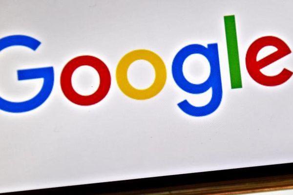 Le logo de Google, le 28 décembre 2016.