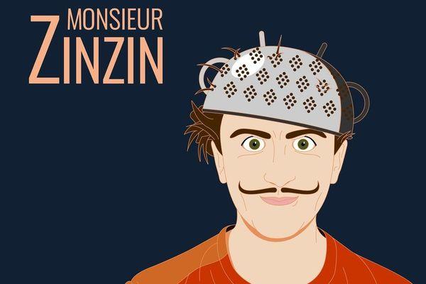 Guy de Tonquédec est Monsieur Zinzin