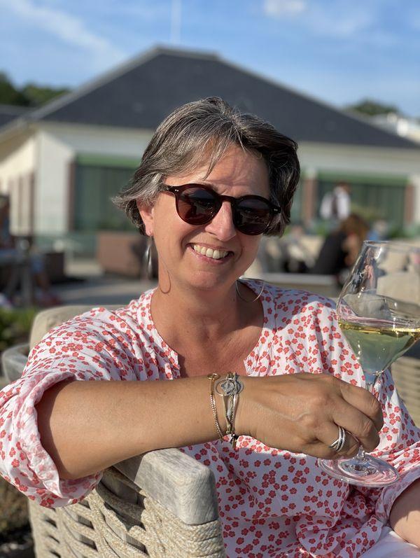 """""""Il était évident qu'à l'annonce du diagnostic, j'allais me proposer pour être prélevée d'un rein"""", raconte Véronique Rondelli."""