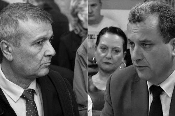 ILLUSTRATION - Passe d'armes entre Michel Stefani (PCF) et François Tatti (MCD) pour les élections territoriales