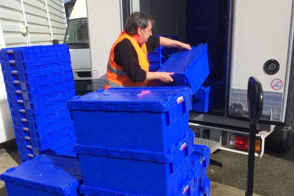 Comerso emploie des salariés en insertion de l'association Envie pour conduire ses camions frigorifiques