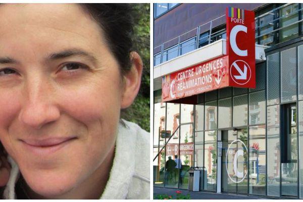 Marion Verdaguer infirmière aux urgences à Rennes à l'origine du site TraLELHo