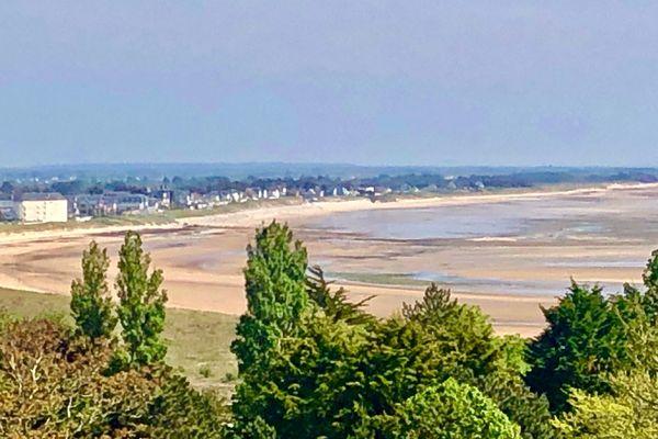 La plage de Barneville dans la Manche pourrait rouvrir si la préfecture valide le dossier du maire