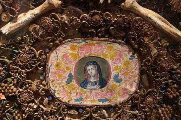 Reliquaire domestique du XVIIe siècle