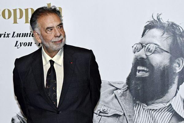 Festival Lumière - Francis Ford Coppola, prix Lumière 2019