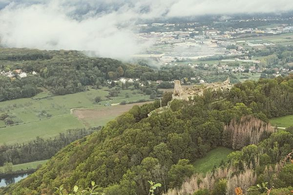Vue de Montfaucon