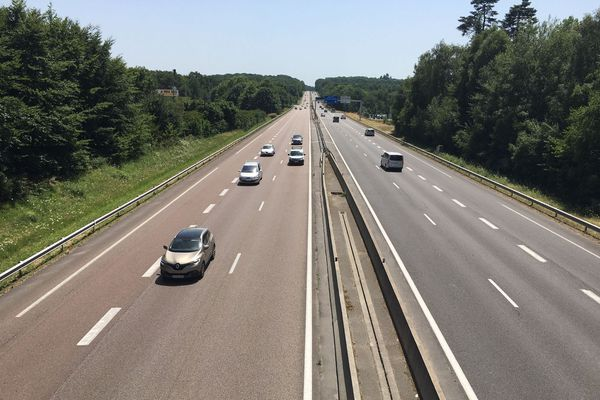 Les deux bretelles 31 et 32 sont au nord de Limoges sur l'A 20.