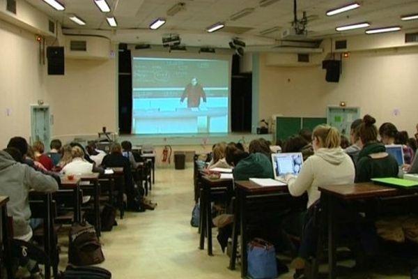 La faculté de médecine d'Amiens