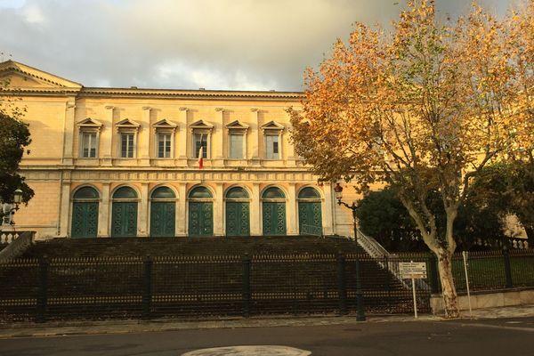 Palais de justice de Bastia (Archives)