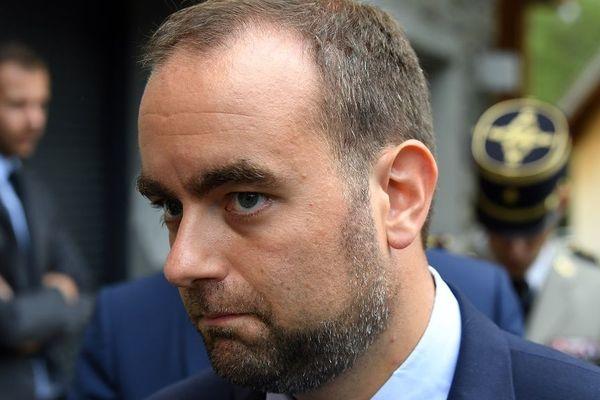 Le secrétaire d'Etat à la transition écologique Sébastien Lecornu est revenu à Saint-Bertrand-de-Comminges sur la démission de Nicolas Hulot