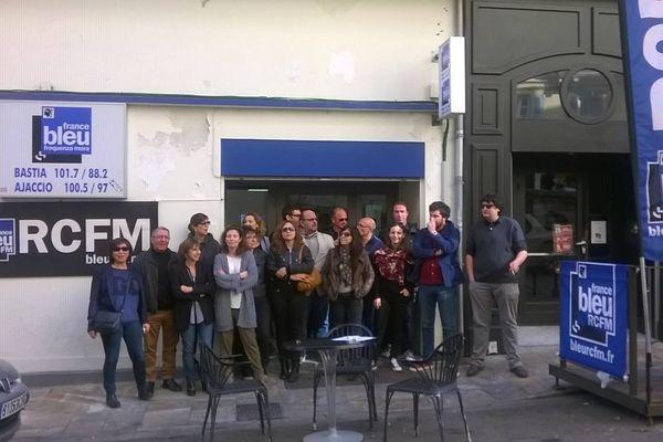 Vendredi 3 avril, le personnel de RCFM a entamé son 16è jour de grève