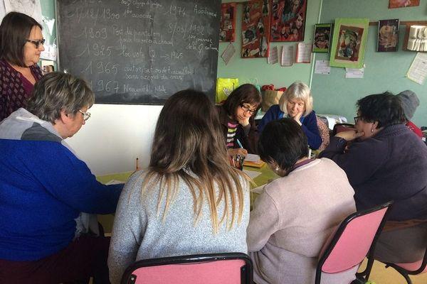 Bernadette Lopez accompagne des femmes isolées avec son association Clafoutis à Limoges