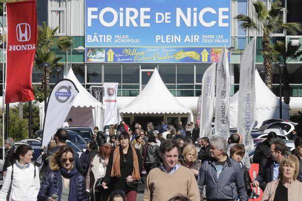 Face aux risques liés à l'épidémie de coronavirus, Christian Estrosi, le maire de Nice, a décidé d'annuler la Foire de Nice