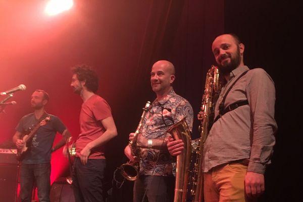 Le groupe Break Ya Bones, au programme de l'édition 2019 du festival Chorus, dans les Hauts-de-Seine.