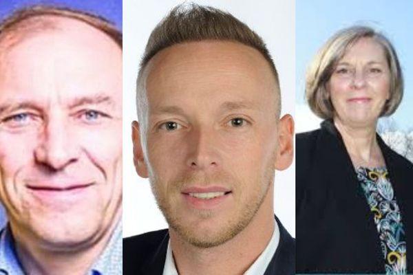 Trois candidats se sont affrontés à Marles-les-Mines.