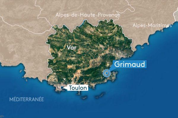 Une femme décède après un cambriolage à Grimaud dans le Var.
