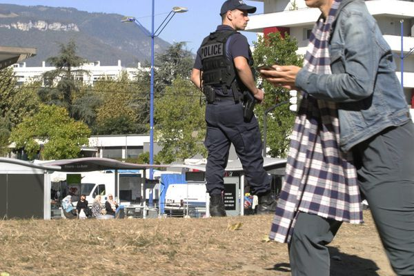 Un groupement local de traitement de la délinquance a été constitué à Echirolles, dans la métropole grenobloise. (Illustration)