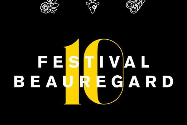 Le premier visuel de la 10e édition du festival Beauregard