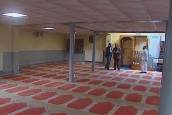 La mosquée va être fermée jusqu'à nouvel ordre