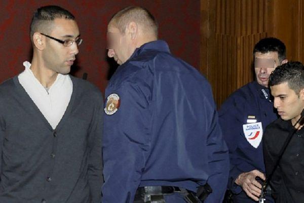 Les deux accusés du meurtre de Jérémy Roze comparaissent jusqu'à vendredi devant la Cour d'Assises de Haute-Garonne.