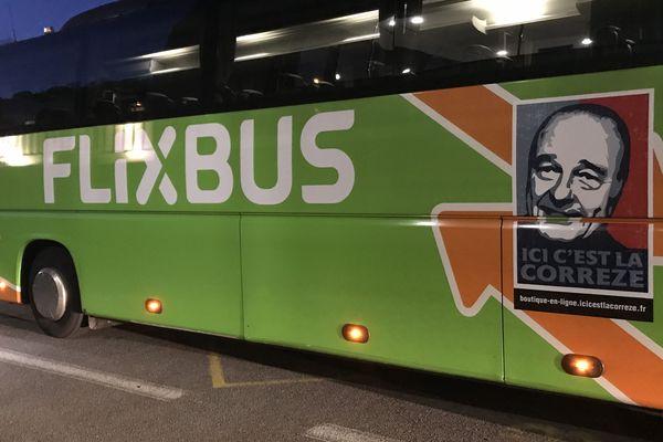 Une ligne ponctuelle pour le musée Jacques Chirac à Sarran est mise en place par Flixbus
