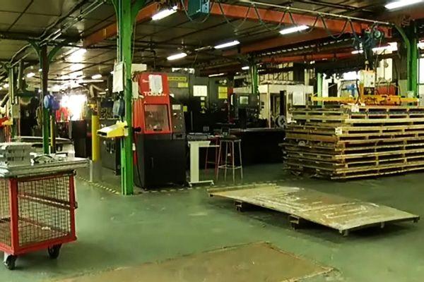 Cette entreprise à Sainte-Marie-sur-Ouche ne peut pas reprendre son activité, les machines-outils ont été inondées et sont à l'arrêt.