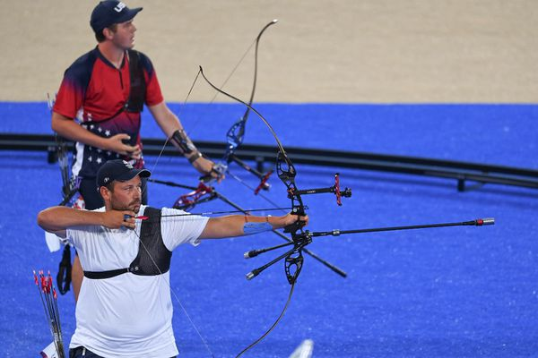 Pierre Plihon a réalisé un superbe début de tournoi olympique individuel avant de chuter face à l'un des favoris
