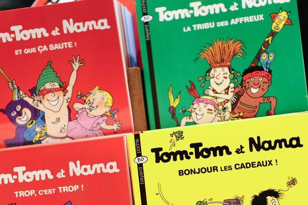 L'illustratrice de Tom Tom et Nana aura une exposition retraçant sa carrière au festival d'Angoulême
