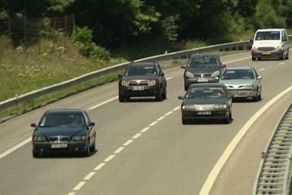Des contrôles routiers renforcés sur la Corrèze