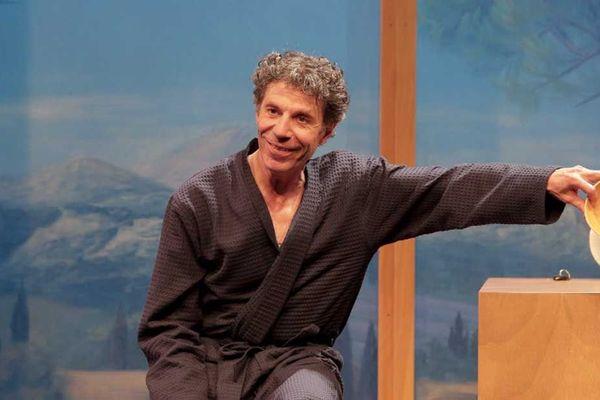 Marc Fayet, auteur de la pièce