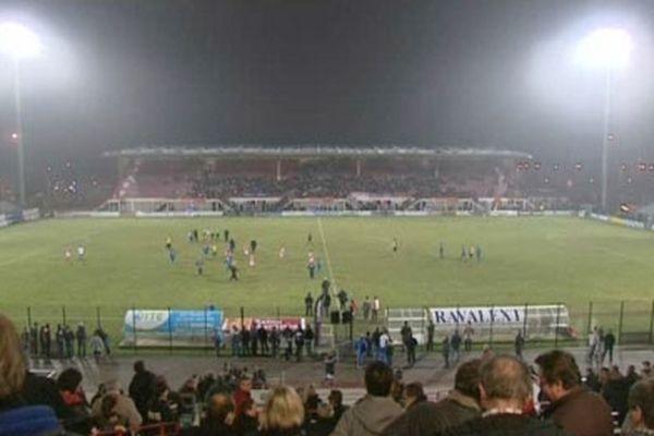 Photo d'archives : le stade Robert Diochon à Rouen