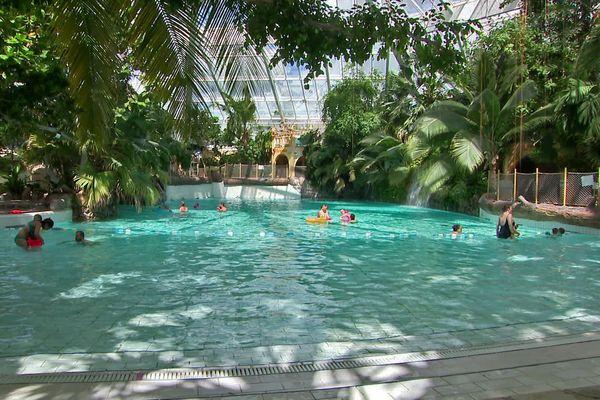 """""""L'Aqua Mundo"""" et son ambiance tropicale, nouveauté de juin 2020 aux Barils (Eure)"""