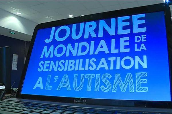 Journée mondiale sensibilisation à l'autisme - illustration - mars 2019