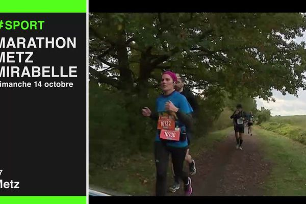 Sortir - Le marathon Metz Mirabelle