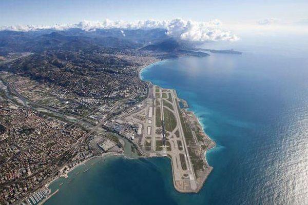 L'aéroport de Nice Côte d'Azur a été élu troisième plus bel aéroport du monde et premier en France.