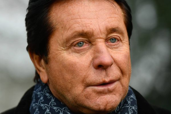 Waldemar Kita , le président du club Nantes, en janvier 2019