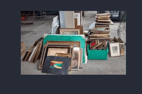 Des centaines d'objets d'art ont été retrouvés à Montargis en mars 2016 à l'issue d'une perquisition. Des biens volés qui recherchent aujourd'hui leur propriétaire