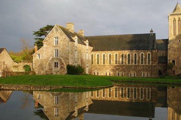 Abbaye de la Lucerne (Manche, Basse-Normandie) : à visiter dans le cadre des Journées du patrimoine