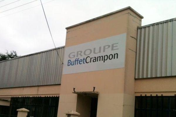 Le site de l'usine Buffet-Crampon à la Couture-Boussey dans l'Eure a fermé ses portes.