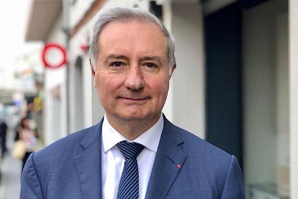 Jean-Luc Moudenc, maire sortant de Toulouse