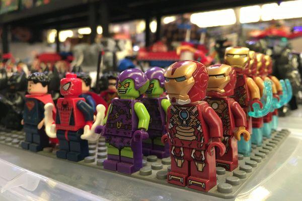 Les Lego, un incontournable
