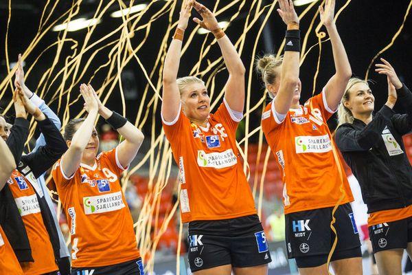 Les joueuses danoises d'Odense en 2018 - archives