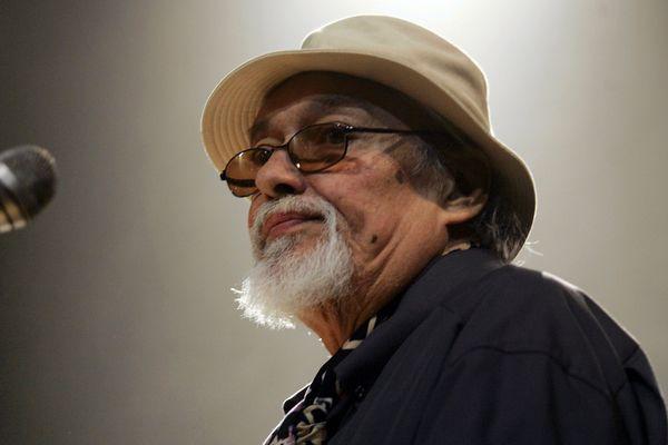 Eddy Louiss, au festival Jazz in Marciac