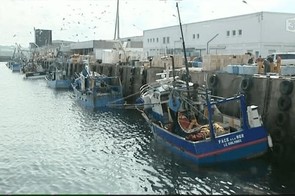 Port de Concarneau : les marins veulent être prioritaires pour la vaccination Covid-19