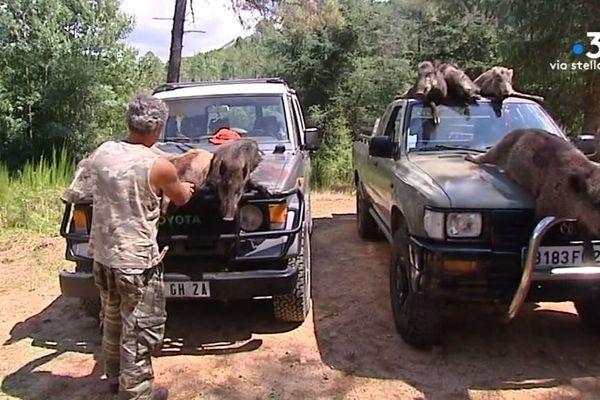 La fédération départementale des chasseurs encourage depuis deux ans les associations à opter pour un nouveau mode de traitement de ces carcasses.