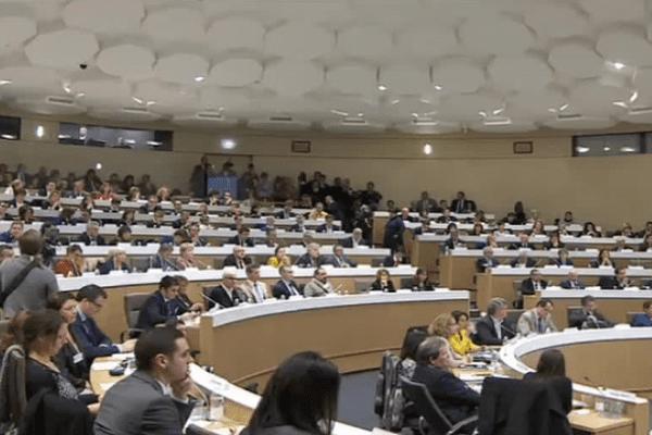 L'assemblée de la nouvelle grande région Aquitaine-Limousin-Poitou-Charentes