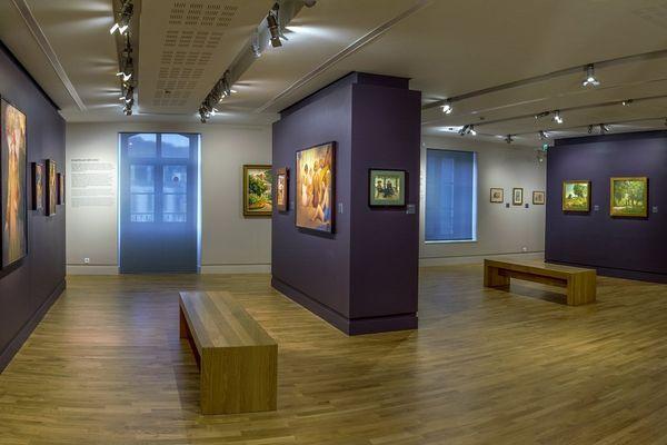 La scénographie du musée de Pont-Aven a été complètement revue
