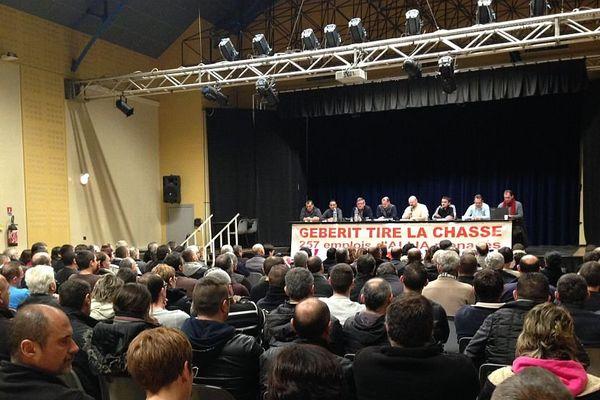 Les 176 salariés du fabricant de sanitaires en céramique Allia espèrent toujours sauver leur usine de Digoin, en Saône-et-Loire