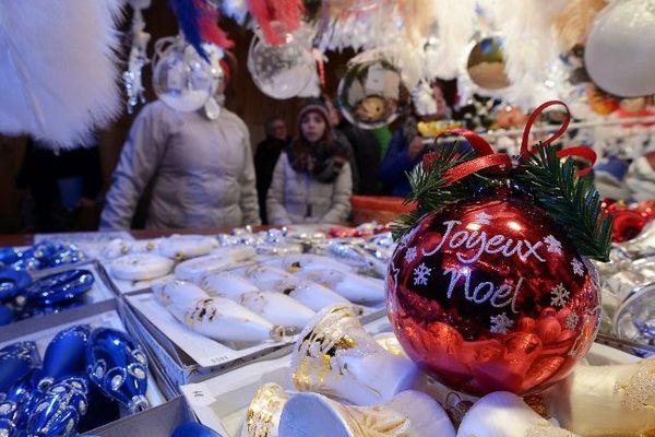 La magie de Noël s'installe chaque année dans de nombreux marchés de la région !